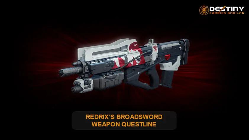 Redrix's-Broadsword