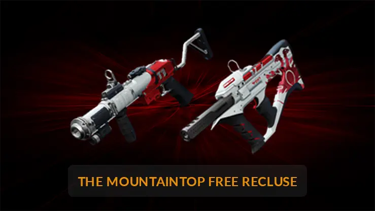 The Mountaintop Free Recluse