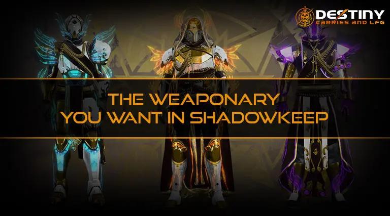 Preparing for Shadowkeep