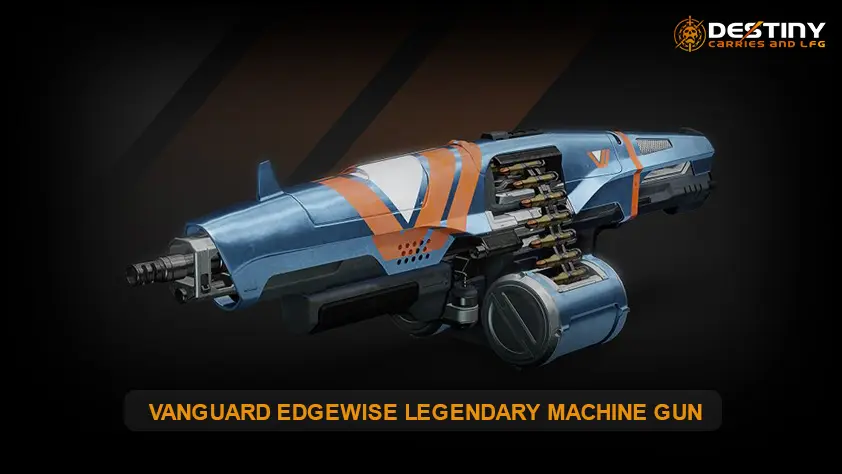 Edgewise Vanguard Ritual Machine Gun