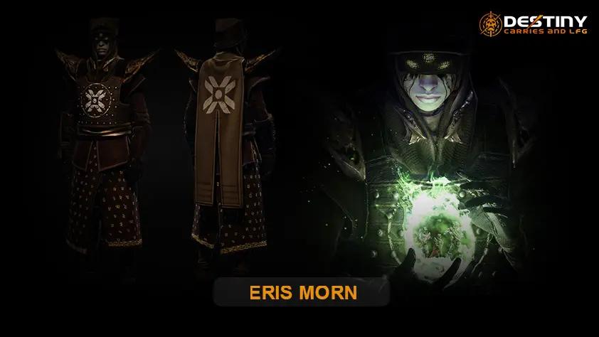 Eris Morn – Bounties & Challenges Internal image