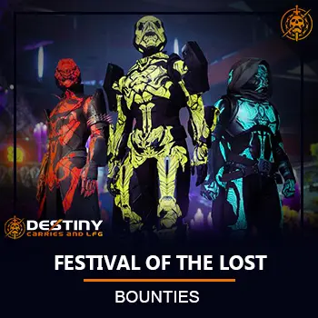 Festival of the Lost Bounties