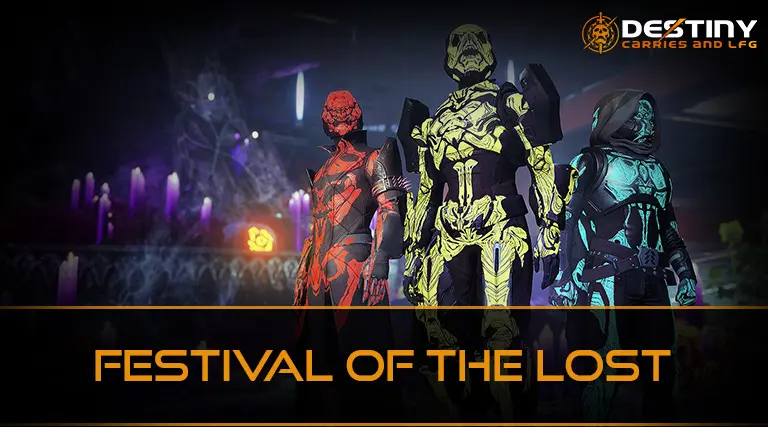 Festival of the Lost 2019