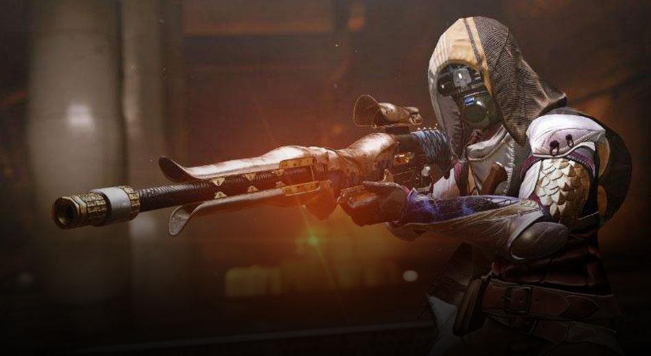 Forsaken Weapons and Armor