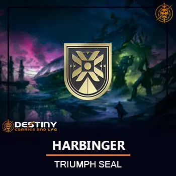 Harbinger Triumph Seal Image