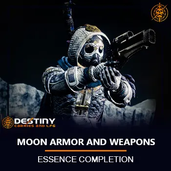 Moon Armor and Weapons
