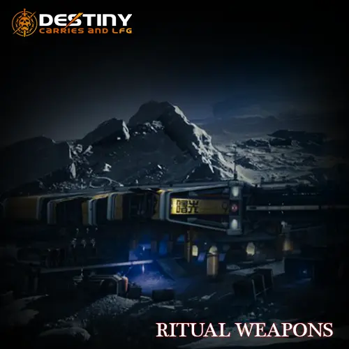 Ritual Weapons