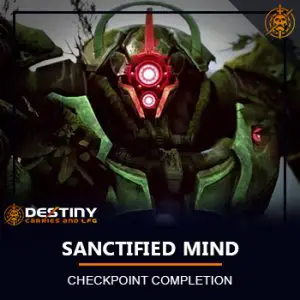 Sanctified Mind Checkout Completion Image