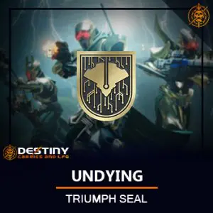 Undying Triumph Seal Image