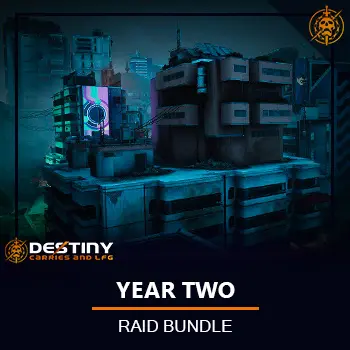 YEAR TWO RAID BUNDLE