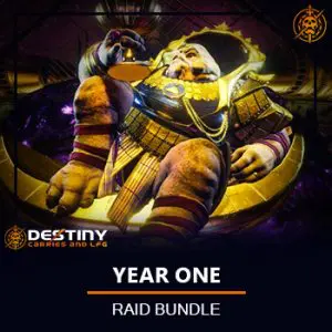 Year One Raid Bundle