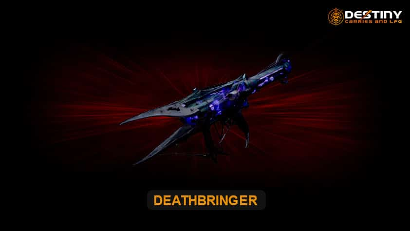 Deathbringer Exotic Rocket Launcher