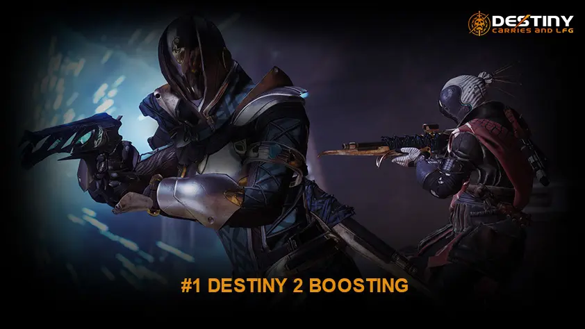 Destiny 2 Boosting Services