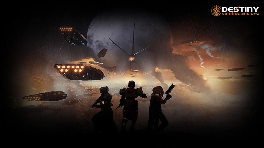 Destiny 2 Boosting boost 1 1