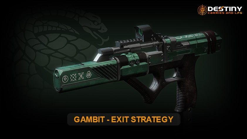 Gambit Exit Strategy 1