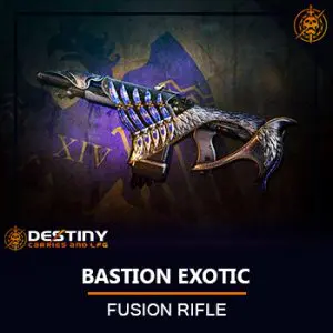 Bastion Exotic Fusion Rifle