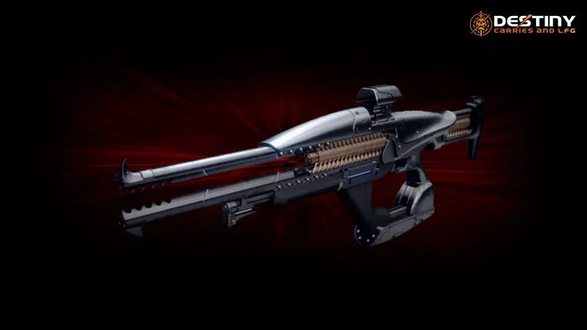 Line in the Sand Linear Fusion Rifle