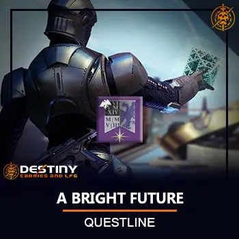 A Bright Future Product Card