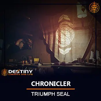 Chronicler Triumph Seal product card