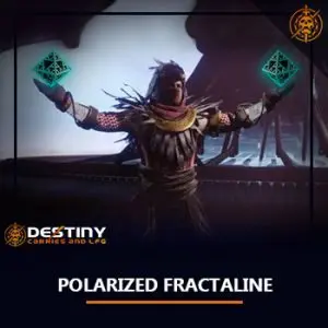 Polarized Fractaline