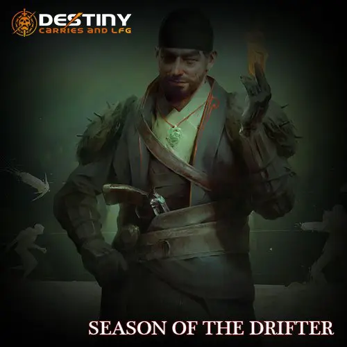 SEASON OF THE DRIFTER