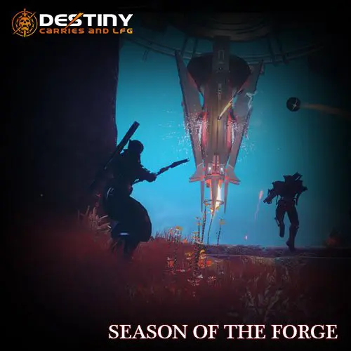 SEASON OF THE FORGE