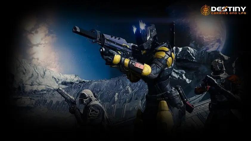 Shadowkeep Destiny 2