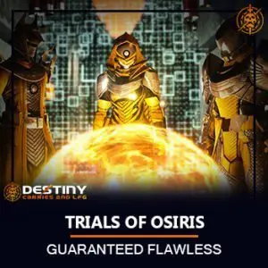 TRIALS OF OSIRIS FLAWLESS