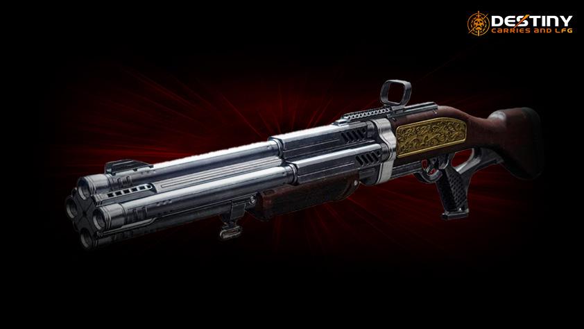 The Forth Horseman Exotic Shotgun