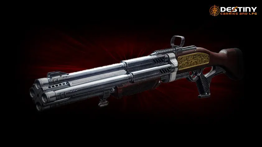 The Forth Horseman Exotic Shotgun Season of Worth