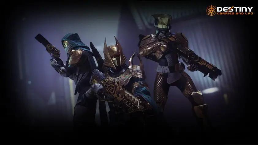 Trials of Osiris Flawless Run