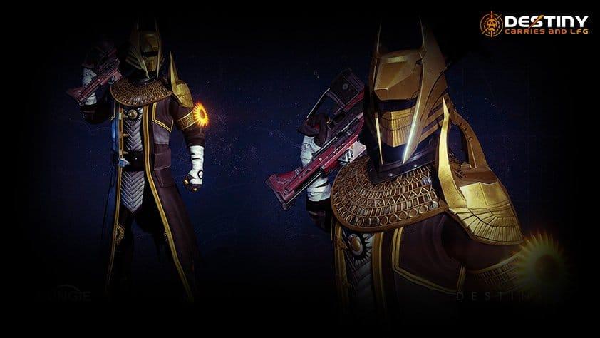 Warlock Trials of Osiris 2