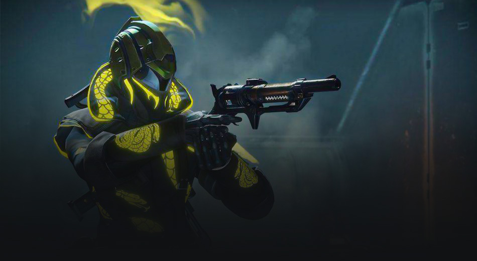 The Most Highly Coveted Destiny 2 Hand Cannons in Season of Worthy