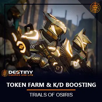 Trials of Osiris Token Farm