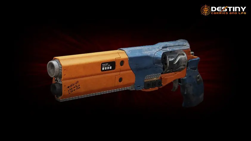 Wardens Law Most Sought After Hand Cannons