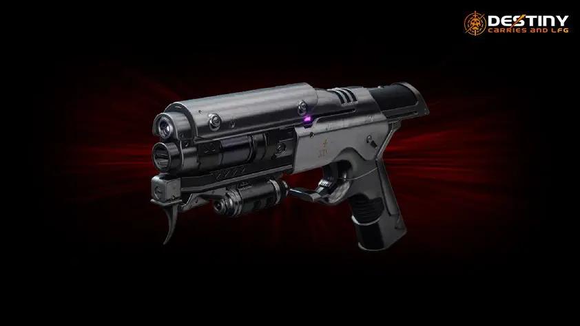 Breachlight Destiny 2 Sidearms, Sidearm Perks