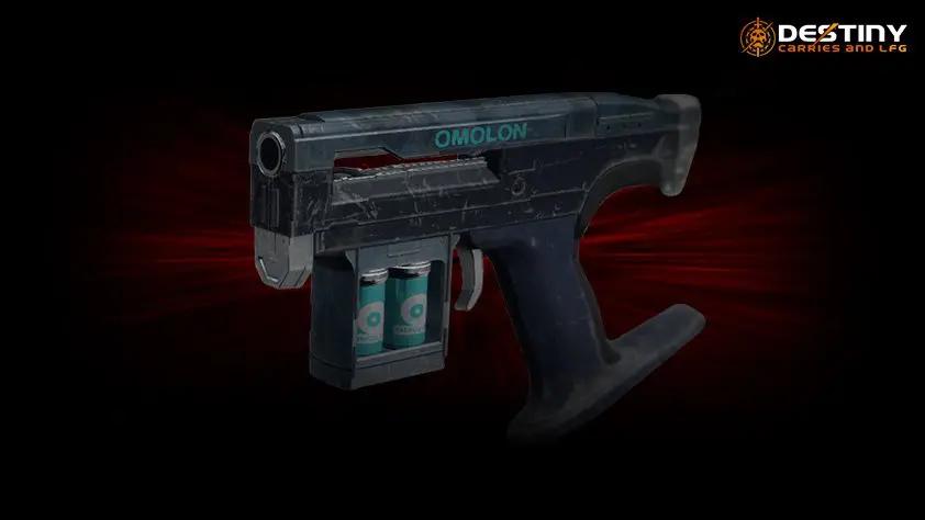 Last Hope Destiny 2 Sidearms, Sidearm Perks