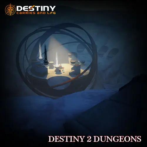 Destiny 2 Dungeons