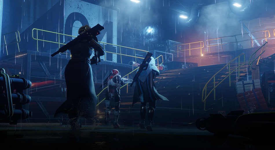 GCX Reveals for Destiny 2
