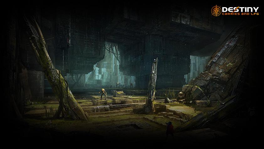 GCX Reveals 1 Beyond Lignt, Concept art, Destiny 2 GCX Reveals, Hawkmoon, Weapon