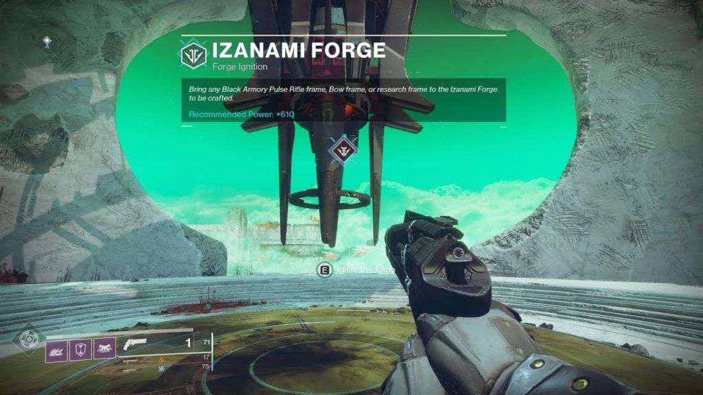 Izanami Forge Guide for Destiny 2