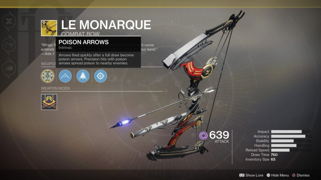 How to get and use Le Monarque
