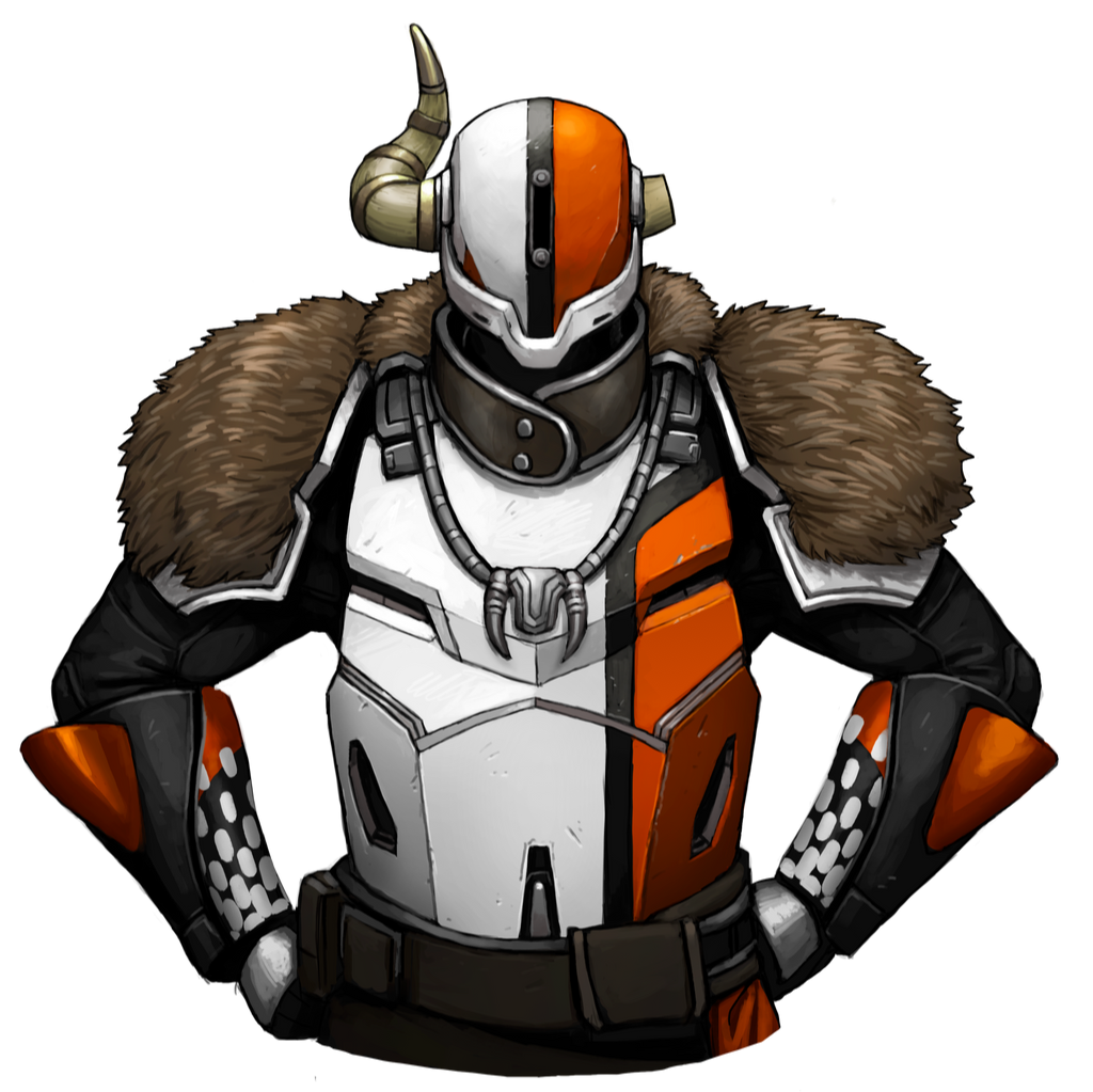 Lord Shaxx – Winning Through Vengance